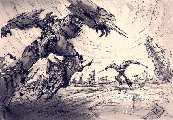 Fanfiction TFP chapitre 13:la confrontation et un mignon petit monstre!