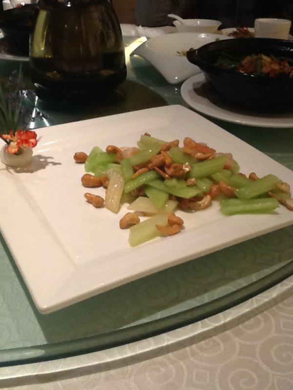 Le diner du Reiveillon du Nouvel An chinois
