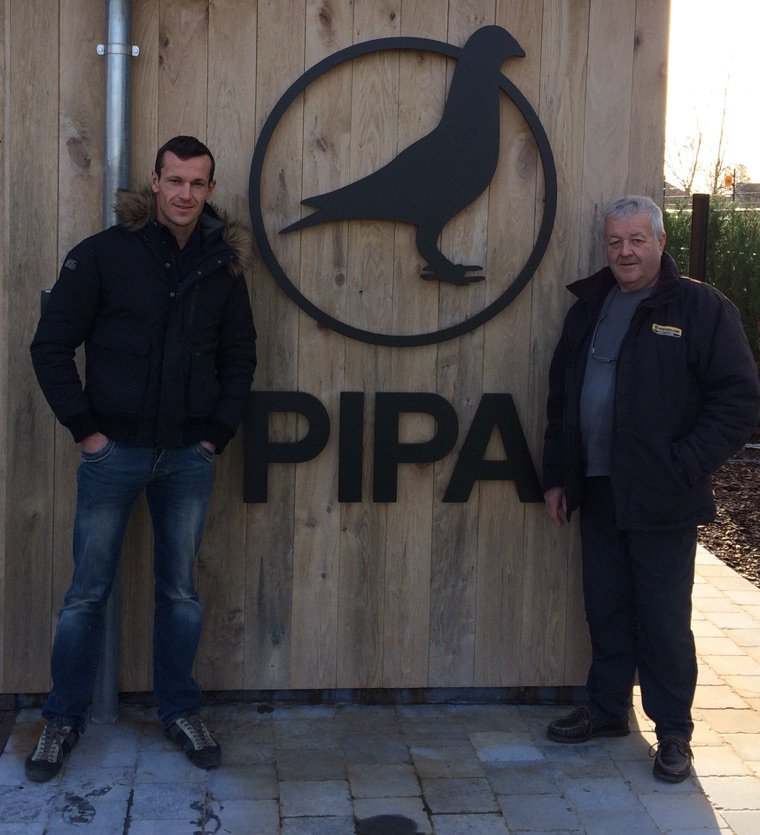Visite chez PIPA