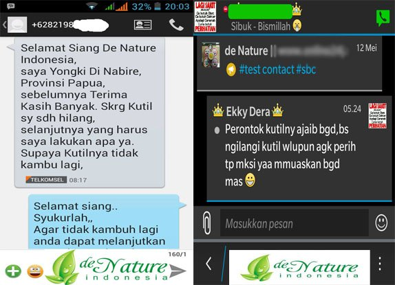 Obat Kutil Kelamin Apotik Herbal De Nature