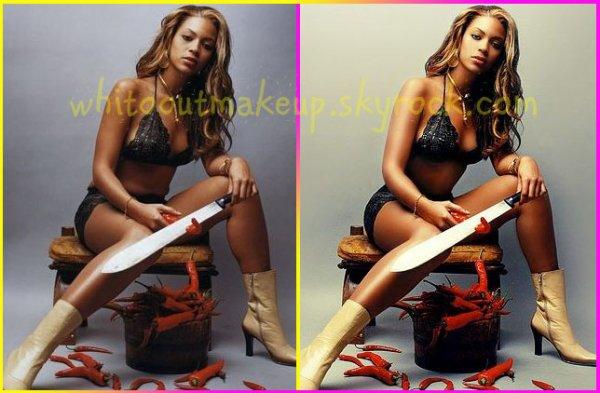 Beyonce (retouche photo)