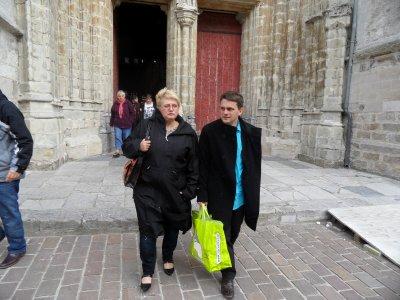 A TOUS BONNE SOIREE ET BONNE NUIT  visite a saint omer 62
