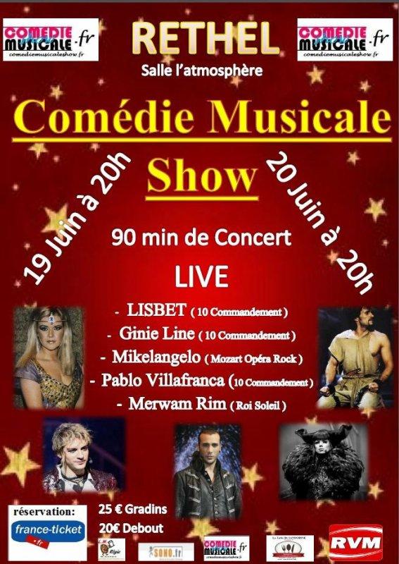 comédie musicale show