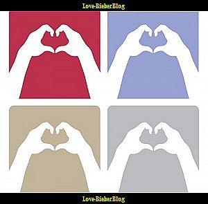 """Photos Instagram , Association """" Show Your Hearts """" , et Tweets !! :)"""
