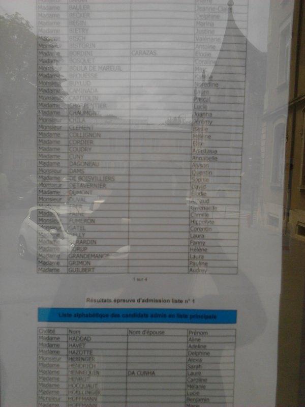 Liste principale 2.
