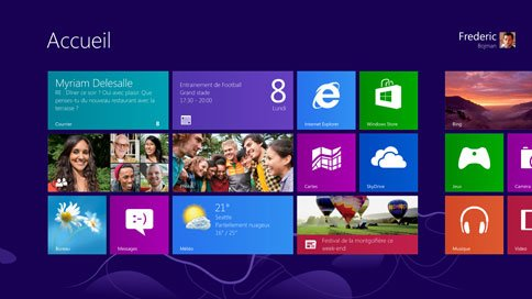 Mon Ordi Windows 8 ;)