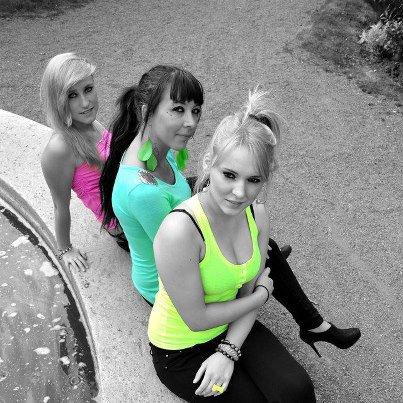 les 3 droles de dames ^^