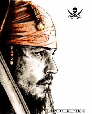 Trop booo le dessin pirates des caraibes - Dessin pirate des caraibes ...