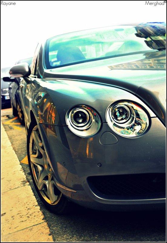 Bentley Conti' GT