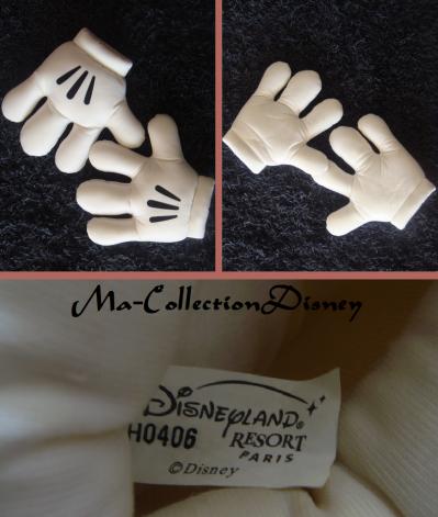 2. Gants Mickey