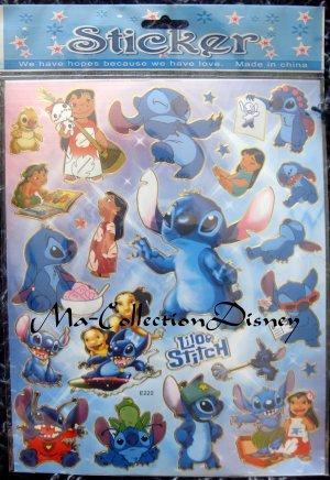 27. Stickers Stitch