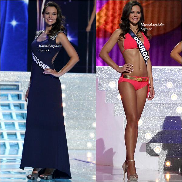 08/12/12 : Soirée Miss France 2013