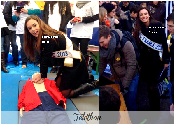 07/12/13 : MISS FRANCE 2014