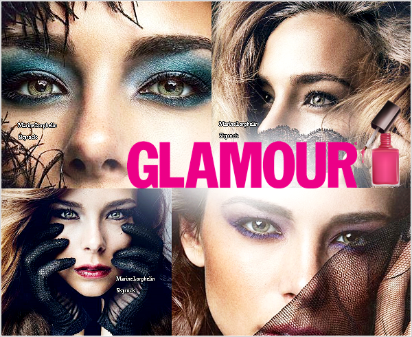14/01/16 : Glamour - TF1