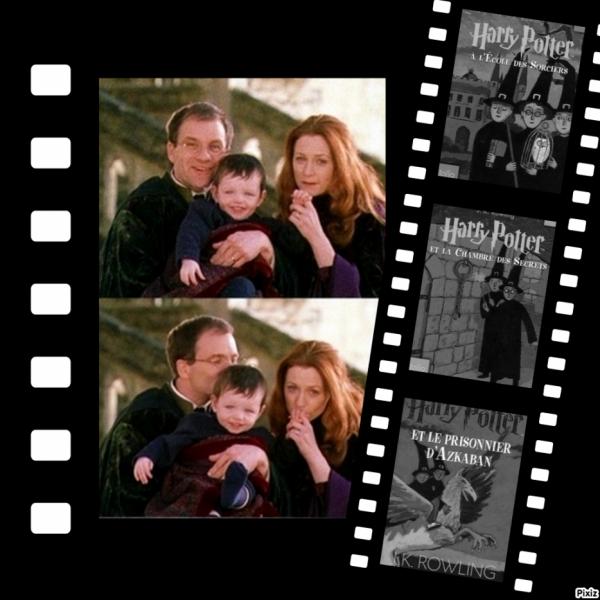 Harry Potter à l'école des sorciers lu par l'ancienne génération