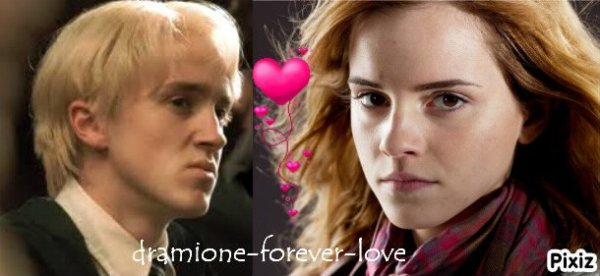 Dramione forever love