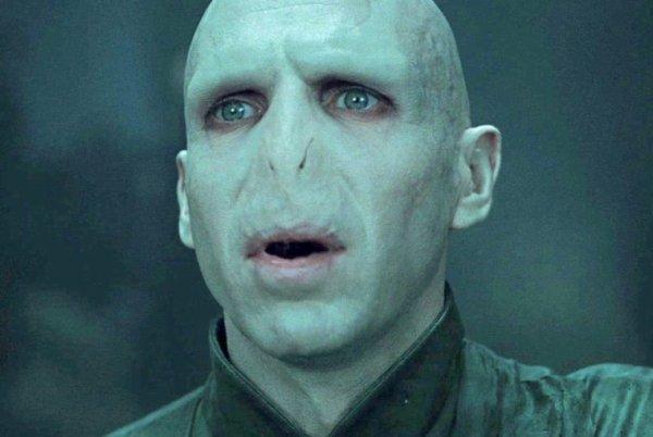 La peur de Lord Voldemort