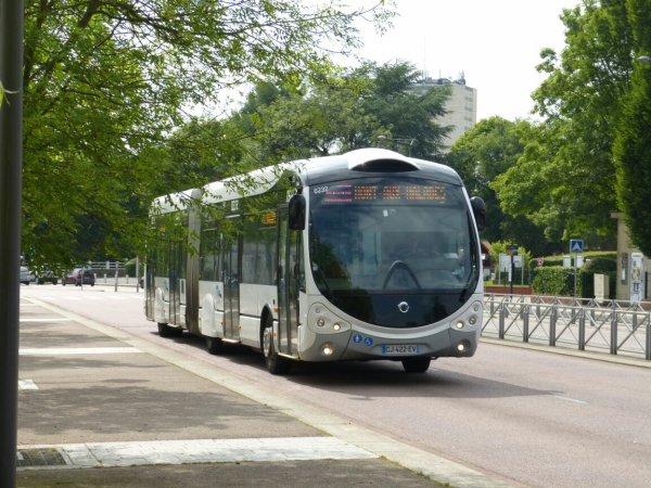 Irisbus Créalis Néo 18 BHNS Teor