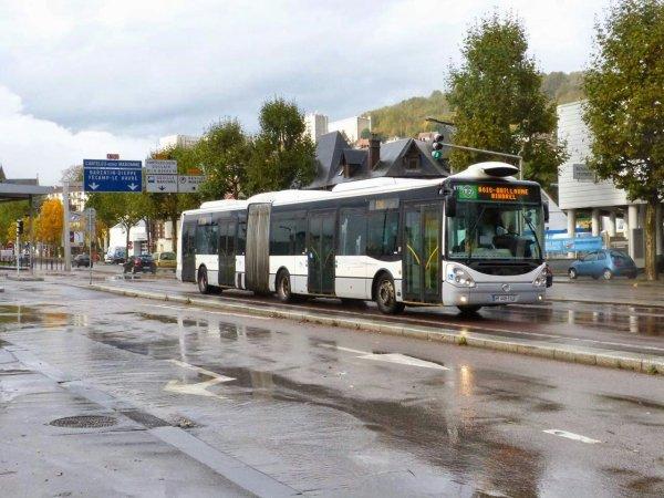 Irisbus Citélis 18 BHNS Teor De Rouen