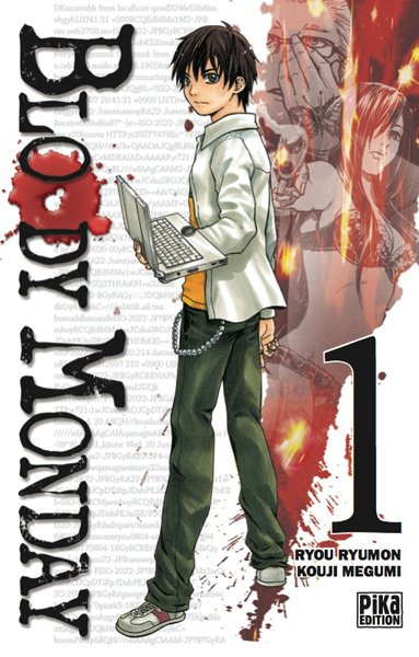 Découverte manga