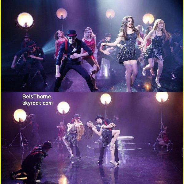 Découvre des photos du dernier épisode de Shake It Up.