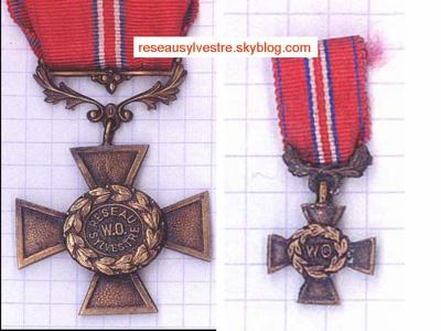 Médaille du réseau suite !!