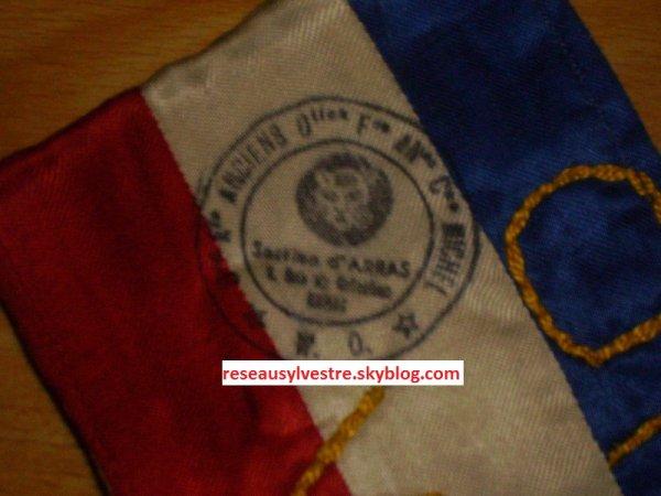 Brassard anciens du Réseau Sylvestre - Commemorations !!