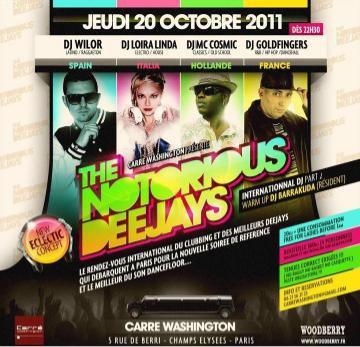 "alibi montana au "" the notorious day "" jeudi 20 octobre 2011"