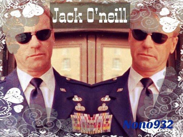 Jack O'neill (STARGATE SG1 )