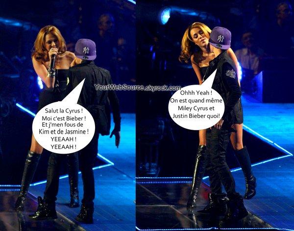 Miley & Justin ?! Ils s'aiment ! Ou pas ....