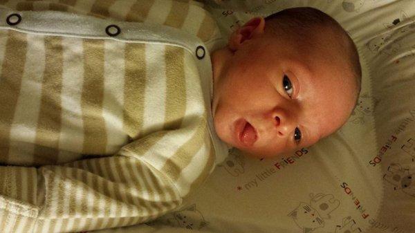 Mon petit fils Kais