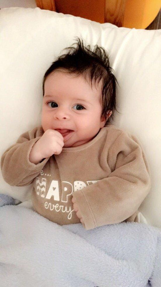 Mon petit fils Issam