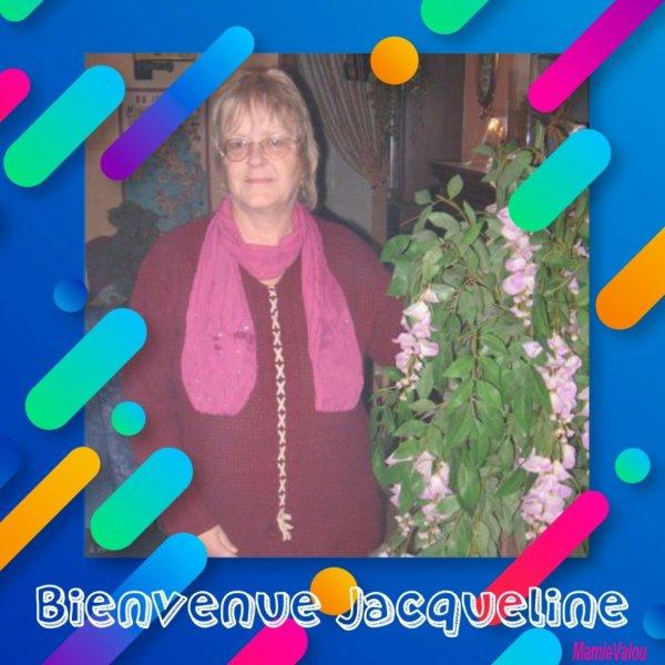 Kdo pour mon amie Jacqueline (Jaccat2)