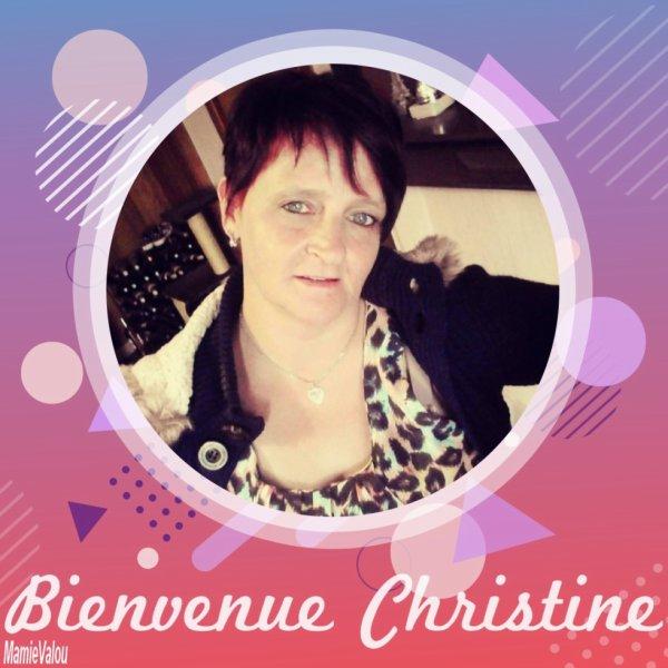 Kdo pour Christine (nellyholsson)