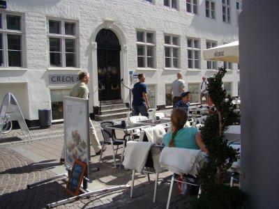 Kopenhagen , suite et fin