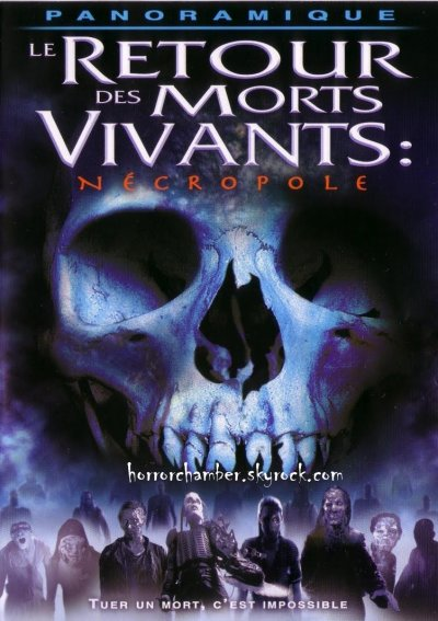 Le retour des morts vivants : Necropole
