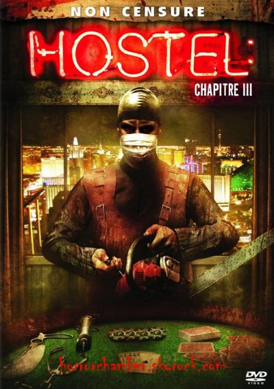 Hostel : chapitre III