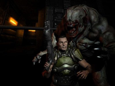 Doom 3/Doom3 BFG edition [XBox, PC Dvd-rom, XBox 360, Playstation 3]