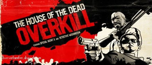 House of the Dead : Overkill/House of the Dead : Overkill-extended cut [Wii/PS3]