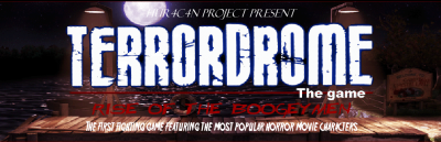TerrorDrome : Rise of the Boogeymen [PC/Androïd]
