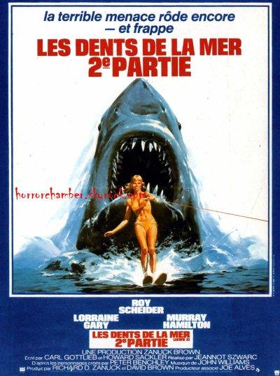 Les dents de la Mer 2 ème partie