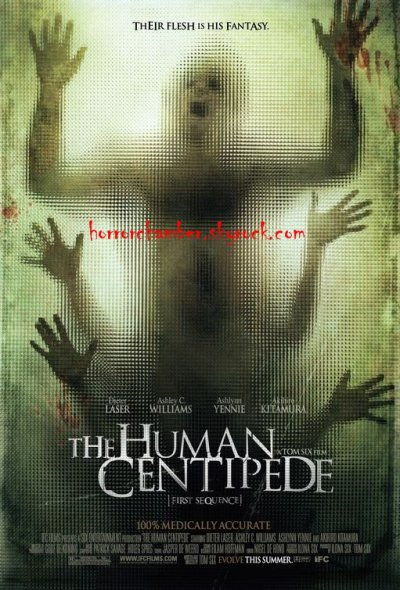 The Human Centipede [First Sequence]