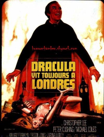 Dracula vit toujours à Londres