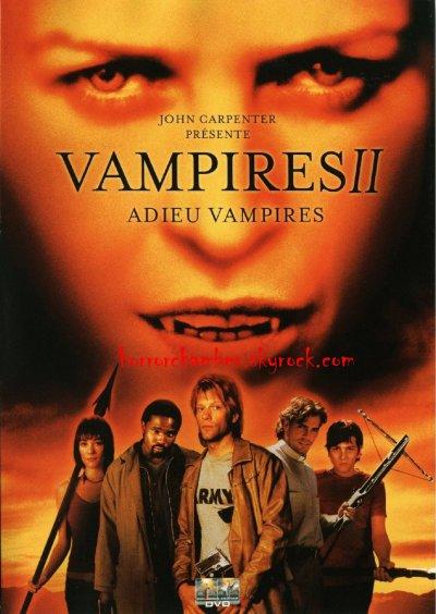 Vampires II : Adieu Vampires