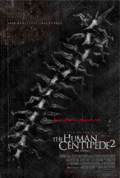 The Human Centipede 2 [Full Sequence]