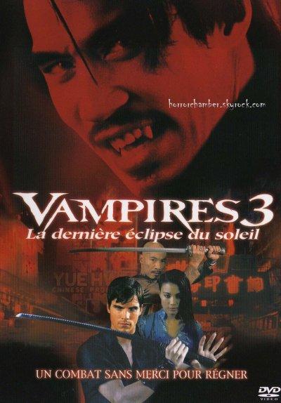 Vampires 3 : La dernière éclipse du soleil