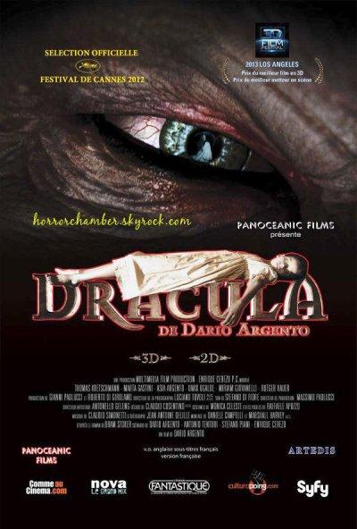 Dracula de Dario Argento/Dracula 3D