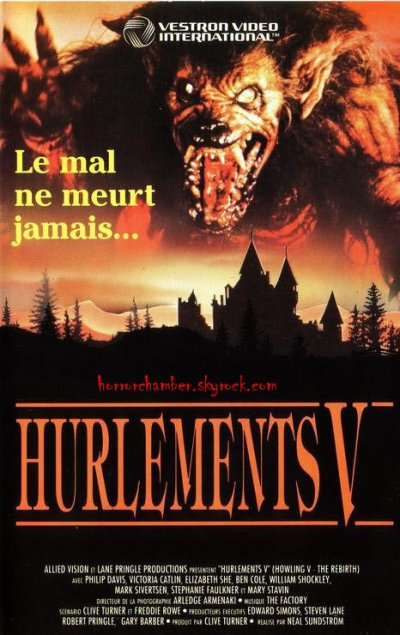 Hurlements V/Hurlements V : la re-naissance