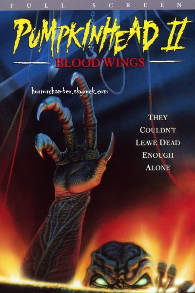 Pumpkinhead II - blood wings