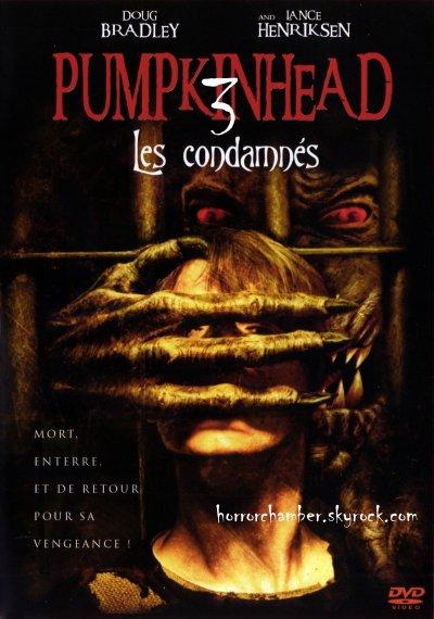 Pumpkinhead 3 - les condamnés